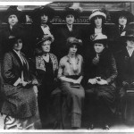 """Votes for Women! """"Their Rights and Nothing Less"""" A Suffrage Tea"""
